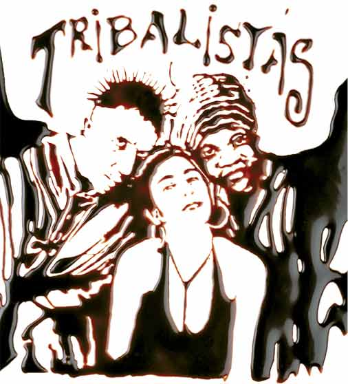 CD Arnaldo Antunes, Carlinhos Brown e Marisa Monte, Tribalistas 2002